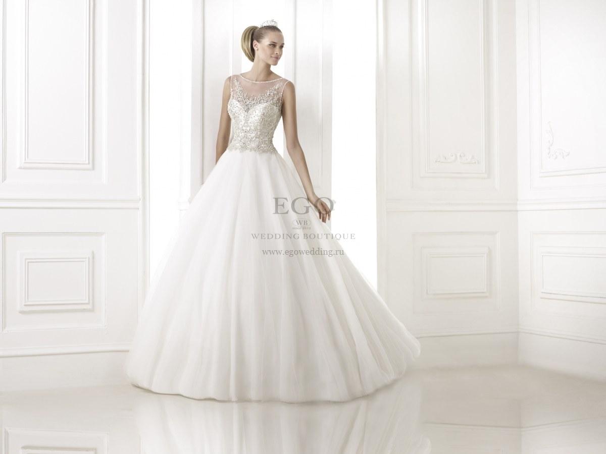 Проновиас 2015 свадебные платья