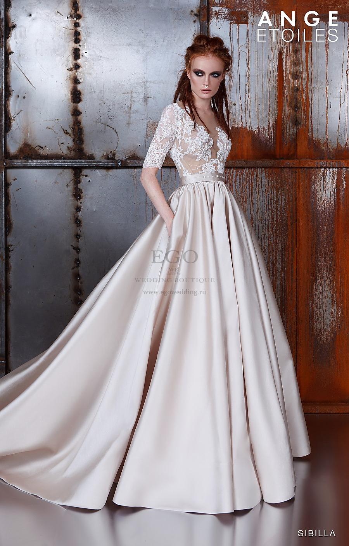 Свадебное платье 1970 года