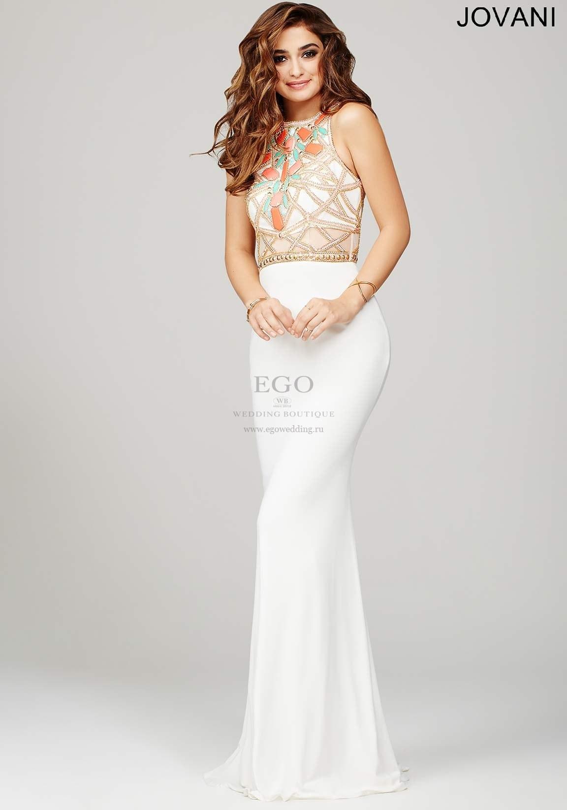 cf1002e90a1 Вечерние платья Jovani в каталоге Ego Wedding Boutique в Саратове.
