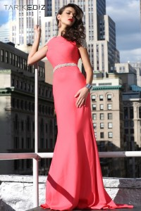 Вечернее платья бренда Tarik Ediz 92057