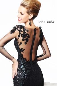 Вечернее платья бренда Tarik Ediz 92105